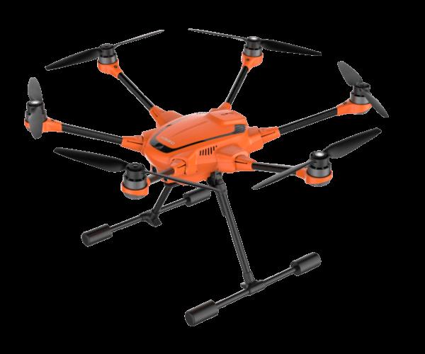 Nimse Elektrosysteme - Professionelle Drohnen